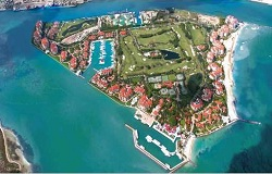 Fisher Island Sales Center